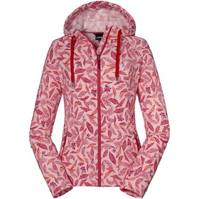 Schöffel Maidstone Fleece Hoody Women veiled rose